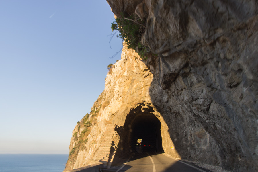 Cap Formentor Tunnel