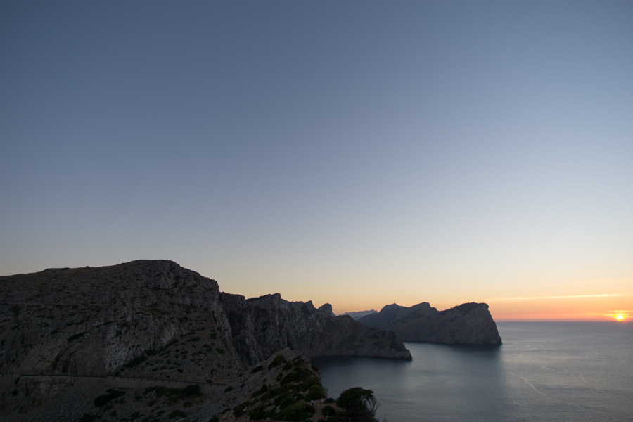 Cap Formentor Sunset
